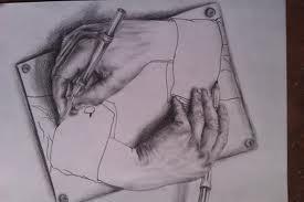 manos de Escher