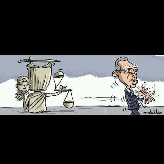 reformas Gallardón en Justicia chiste