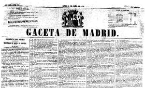 Gaceta 1870 Ley Registro Civil