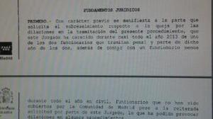 jugzgado de Arganda 1 sin funcionarios vía @angelLopez